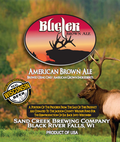 Bugler Brown Ale