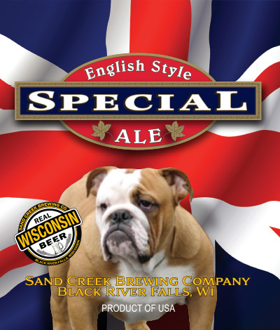 Sand Creek English Style Special Ale