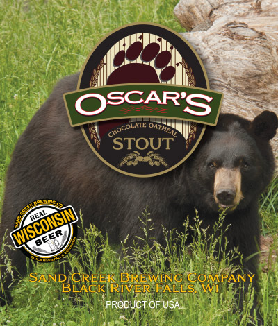 Oscars Chocolate Oatmeal Stout