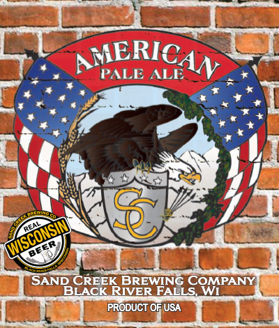 Sand Creek American Pale Ale