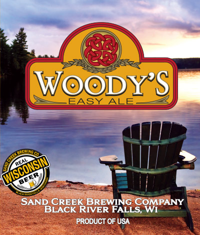 Woodys Easy Ale